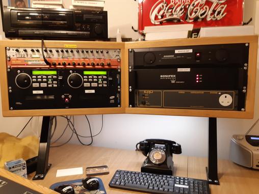 CD Decks & Power Amp