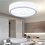 Thumbnail: Acrylic LED Ceiling Light for Bedroom and Living Room