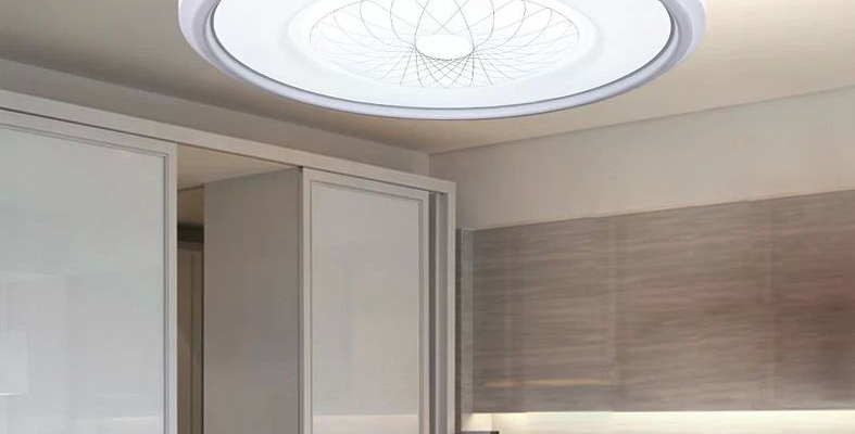 Acrylic LED Ceiling Light for Bedroom and Living Room