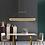 Thumbnail: LED Modern Lux-4 Pendant Light