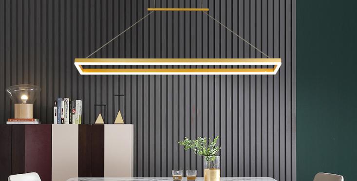 LED Modern Lux-4 Pendant Light