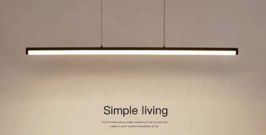 LED Minimalism Linear Light