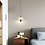 Thumbnail: LED Modern Mushroom Pendant Light