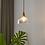 Thumbnail: LED Japanese Style Simple Retro Brass Pendant Light