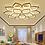 Thumbnail: LED Acrylic Lotus Design Ceiling Light