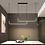 Thumbnail: LED Modern Office Linear Pendant Light