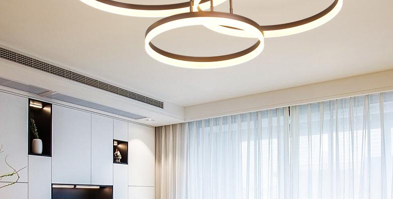 A33 LED Circle Ceiling Light
