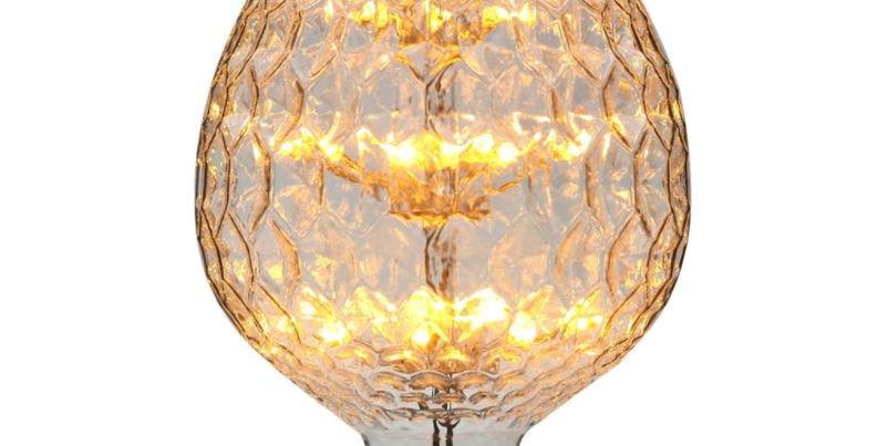LED Strawberry Design Bulb
