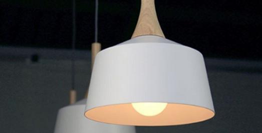 North European Minimalist Style LED Aluminium Pendant