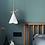Thumbnail: LED Macaroom Deer Design Pendant Light