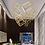 Thumbnail: LED Cubic Frame Modern Pendant Light