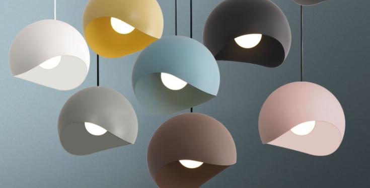 LED Macaroon Loft Modern Pendant Light