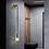 Thumbnail: LED K9 Crystal Luxury Multi-Design Creative Wall Pendant Light