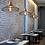 Thumbnail: Vintage Industrial Style LED Iron Frame Pendant for Bar Restaurant