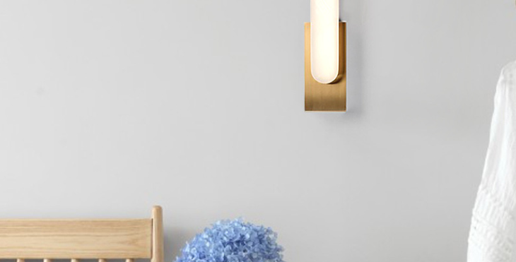 LED Simple Creative Wall Light