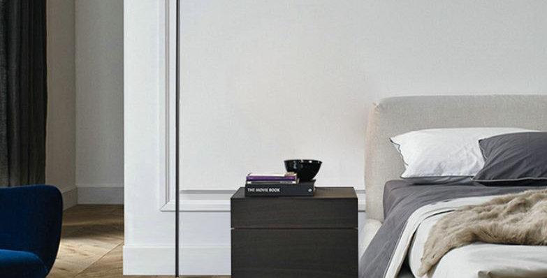 LED Simple Single Floor Lamp