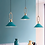 Thumbnail: LED Modern Macaroon Decorative Pendant Light