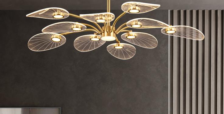 LED Post-modern Creative Ceiling Pendant Light