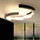 Thumbnail: LED Modern STAIRS Ceiling Light