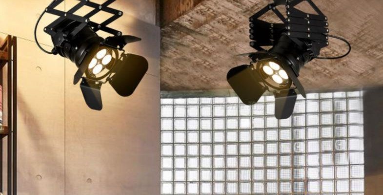 LED Metal Track Light Adjustable Length
