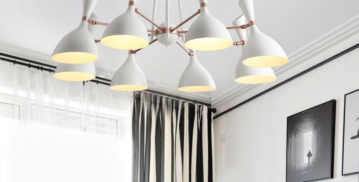LED Modern Multi-Design Restaurant Pendant Light