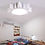 Thumbnail: LED Flower Pendant/Ceiling Light for Children's Room