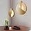 Thumbnail: LED Semi-Circle Modern Creative Pendant Light