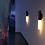 Thumbnail: LED Smart Light Sensor Wall/Bedside Lamp