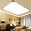 Thumbnail: (SALE) LED Bright+ Basic Rectangle Ceiling Light
