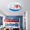 Thumbnail: LED Children's Balloon Ceiling Light