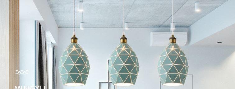 (STOCK) LED European Design Post Modern Light