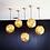 Thumbnail: Stainless Steel LED Multi-face Sphere Pendant for Bar Restaurant Dining Room