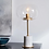 Thumbnail: LED Post-modern Glass Table Lamp