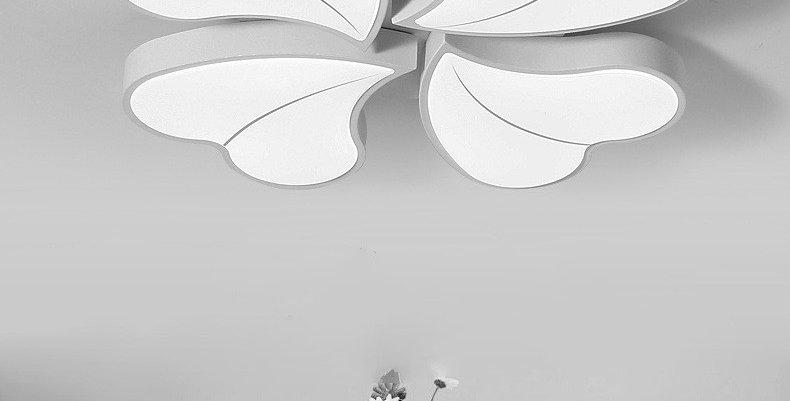 LED Acrylic Four Leaves Ceiling Light