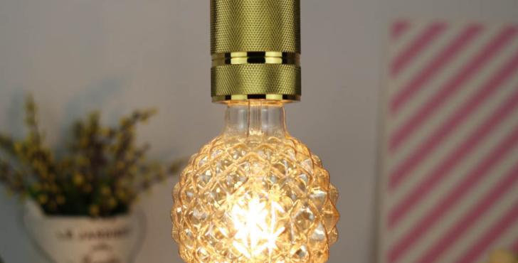 LED G95 Modern Decorative Light Bulb