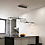 Thumbnail: LED S-Shape Modern Linear Pendant Light