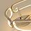 Thumbnail: LED Ring Halo Ceiling Light