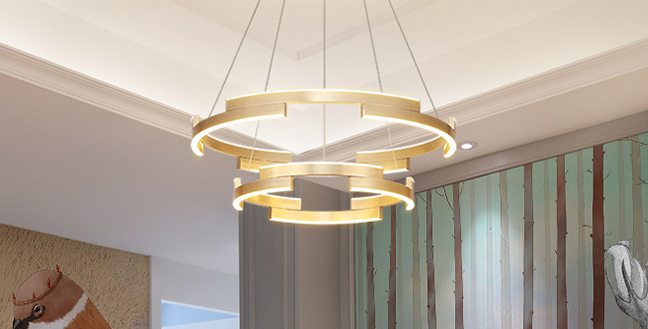 LED Modern North European Style Pendant Light