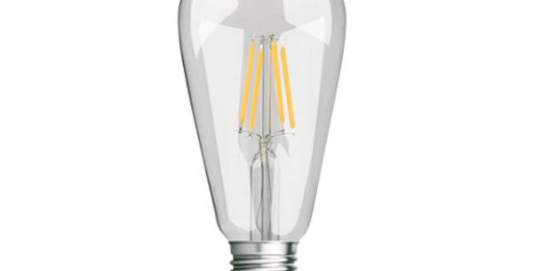 LED ST64 E27 Edison Light Bulb