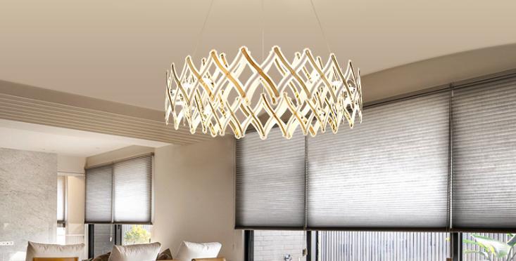 LED SPRING+ Creative Pendant Light