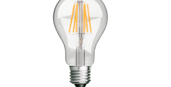 LED A60 E27 Edison Light Bulb