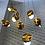 Thumbnail: LED Postmodern Cat Ear Design Pendant Light