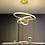 Thumbnail: LED Super-Thin Halo Pendant Light