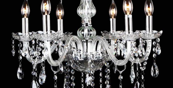 LED Chandelier Light