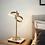 Thumbnail: LED Multi-Design Golden Ring Pendant/Ceiling/Wall/Table Light