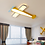 Thumbnail: LED Airplane Design Children's Ceiling Light