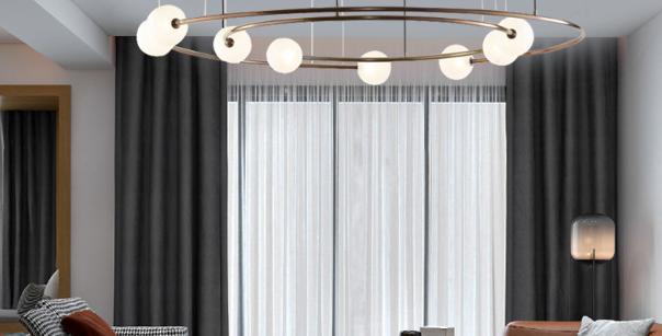 LED Modern Series: Stella Pendant Light