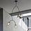Thumbnail: LED Creative Modern Molecular Design Pendant Light