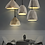 Thumbnail: Vintage Style LED Cement Pendant for Kitchen Restaurant Dining Room