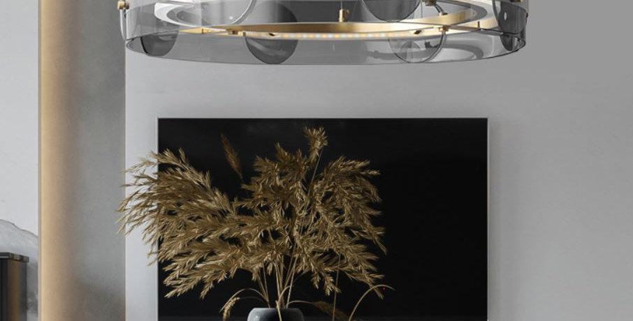 LED Modern Decorative Luxury Pendant Light